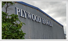 Plywood Hawaii Company Overview